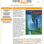 Photographing Oregon featured in stock agency promotion
