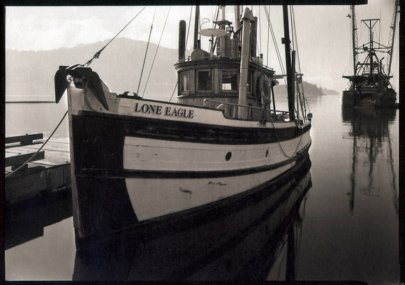 "photo of boat ""Lone Eagle"" by Rich Bergeman"